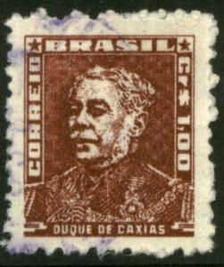 Brazil 795, 1cr Duke of Caxias. Used. (462)