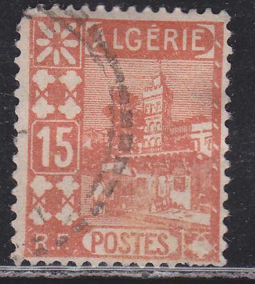 Algeria 38 Sidi Abd-er-Rahman Mosque 1926