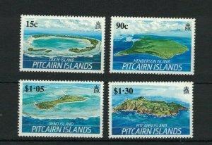 MPN16) Pitcairn Islands 1989 Islands MUH