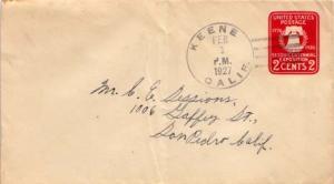 United States, Postal Stationery, California
