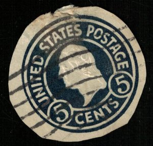 USA, 5 cents (T-7047)