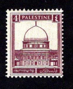 PALESTINE  SC# 66  AVF/MOG