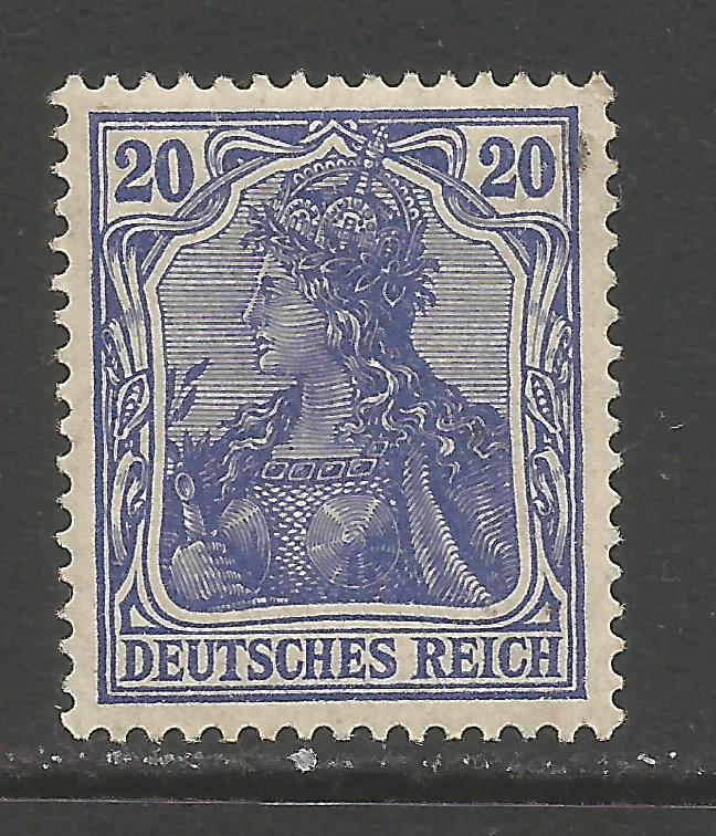 GERMANY 84 MNH GERMANIA X742