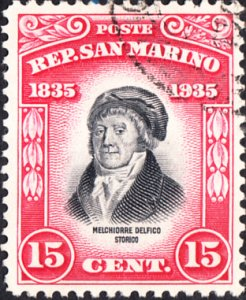 San Marino  #172 Used
