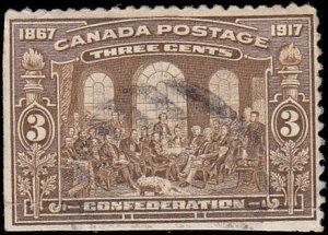 Canada Scott 135 Fathers of Confederation Used