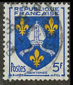 France 739 Used VF