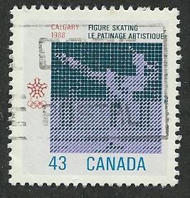 Canada  Scott 1197  Used
