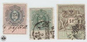 Austria Cinderella Revenue Fiscal stamp 9-19-21 as seen- 4h