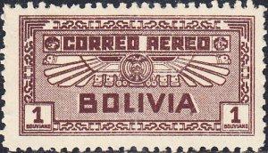 Bolivia  #C41 MNH