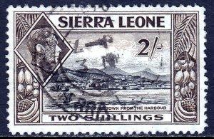 Sierra Leone - Scott #182 - Used - SCV $2.50