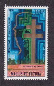 Wallis and Futuna Islands C72, F-VF, MNH