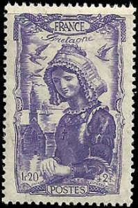 France - B168 - MNH - (Penciled Back) - SCV-2.00