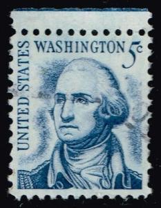 US #1283B George Washington (Redrawn); Used (0.25)