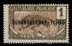 Ubangi-Shari-Chadi Scott 1 MH*