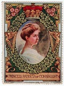 (I.B) Cinderella Collection : Lord Roberts Memorial (Princess Patricia)