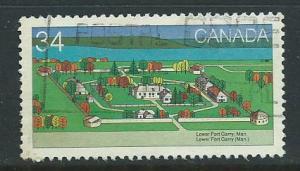Canada SG 1163 Used