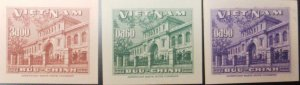 O) 1956 PHILIPPINES, DIE PROOF, INDEPENDENCE POSTAL SERVICE, POST OFFICE SAIGON