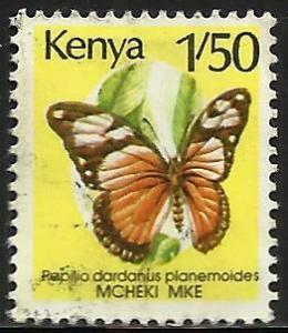 Kenya 1990 Scott# 430A Used