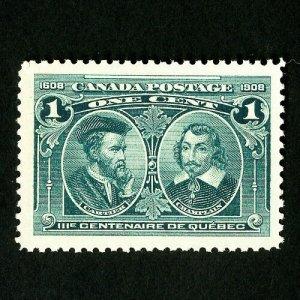 Canada Stamps # 97 Jumbo OG NH