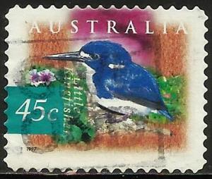 Australia 1999 Scott# 1539D Used