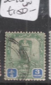 Malaya Johore SG 99 VFU (4div)