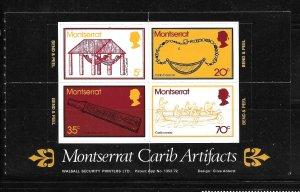 Montserrat 322a: Carib Artifacts, MH, VF