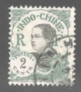 French Indo-China Scott 99 Used 1923