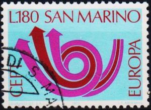 San Marino.1973 180L S.G.965 Fine Used