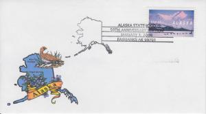 2009 Alaska Statehood 50th Anniversary Fairbanks Pictorial