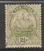 Bermuda SG 81   FU  see description details