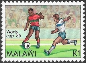 Malawi 1986 Scott # 485 Mint NH. Free Shipping on All Additional Items.