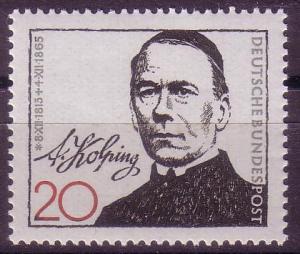 *Germany Adolph Kopling Catholic Service Founder Sc 928 MNH