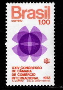 Brazil Scott 1283 MNH** 1973 stamp