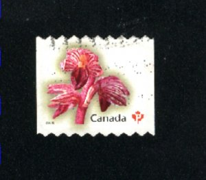 Canada #2357  -5  used  VF  2010  PD