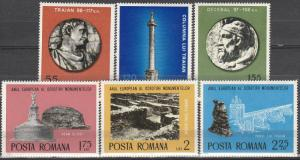 Romania #2563-8 MNH  CV $3.05