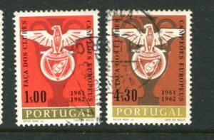 Portugal #901-2 Used (Box1)