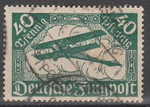 Germany #C2  F-VF Used  CV $3.25 (D4827)
