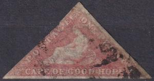Cape Of Good Hope #3 Used CV $325.00  (A19392)