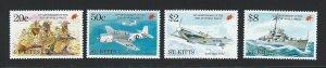 St Kitts   mnh sc 389 - 392