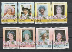 Nevis MNH 427-30 Queen Mother