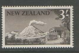 NEW ZEALAND 3/- SG798 MOUNTED MINT CAT £55=$110