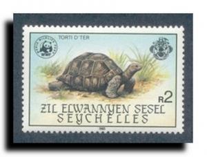 Seychelles-Zil Elwannyen Sesel Scott 106-109