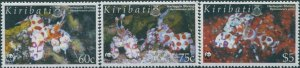 Kiribati 2005 SG747-749 Harlequin Shrimp MNH