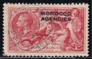 Great Britian - Morocco 1935-1936 SC 242 Used