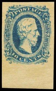 CONFEDERATE STATES 11b  Mint (ID # 101699)