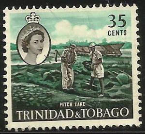 Trinidad & Tobago 1960 Scott# 98 Used