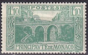 Monaco #88  F-VF Unused CV $8.00  Z785