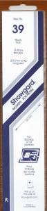 SHOWGARD 215/39 (15) BLACK MOUNTS RETAIL PRICE $9.75