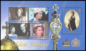 British Indian Ocean Territory 2002 Scott #243 Mint Never Hinged