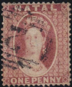 Natal 1860 SC 8 Used